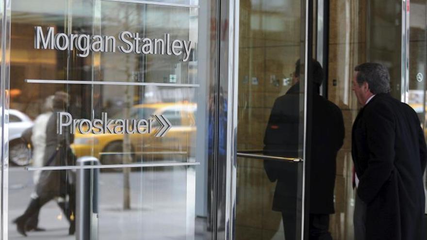 Morgan Stanley ganó 8.512 millones de dólares en 2019, un 4 % más