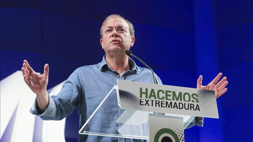 Ciudadanos tendría la llave de los Gobiernos de Extremadura y Aragón