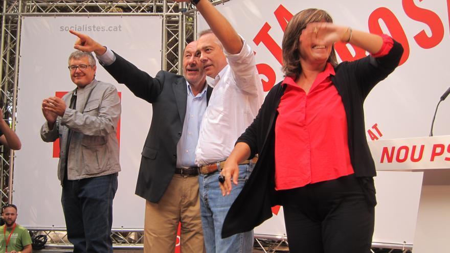 Navarro (PSC) pide más federalismo al PSOE contra el auge independentista