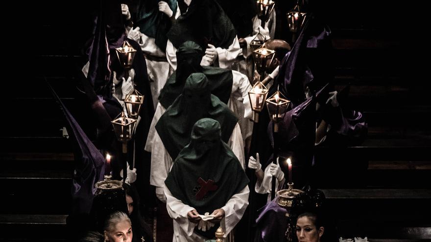 La imagen ganadora, titulada 'Tradición', del autor Giovanni Pérez Martín.