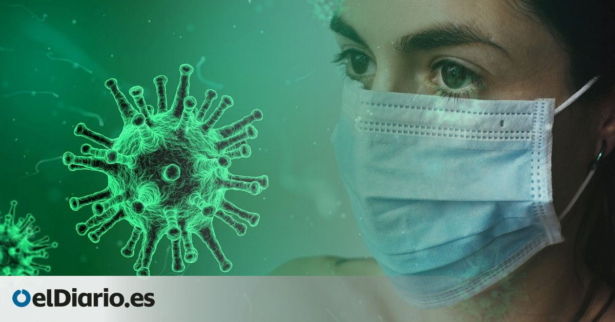Pérdida De Olfato Amargor En La Boca Debilidad Son Síntomas Del Coronavirus