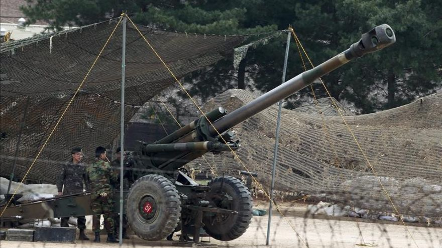 Corea del Norte retira dos misiles de plataforma de lanzamiento, según EE.UU.