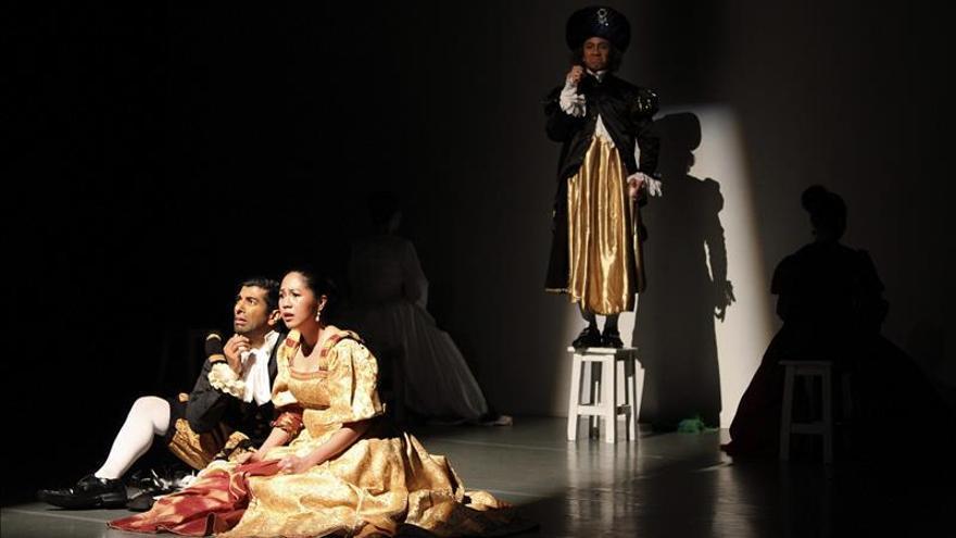 Cervantes y Shakespeare ajustan cuentas en un teatro de Bangkok