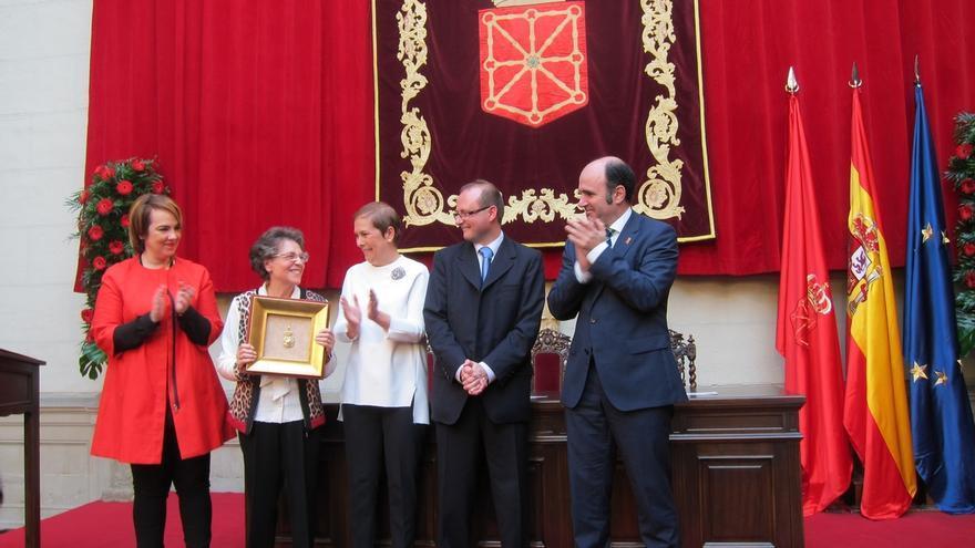 """La familia de Jimeno Jurío agradece la Medalla de Oro a un hombre """"sencillo"""" al que """"siempre le preocupó la divulgación"""""""