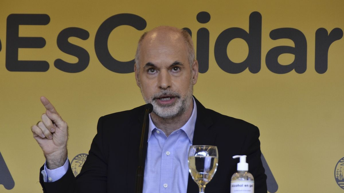Rodríguez Larreta busca vacunas para comprar y así avanzar en la campaña contra el coronavirus en CABA.