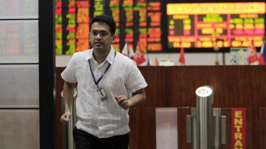 Las bolsas del Sudeste Asiático abren a la baja, salvo Filipinas