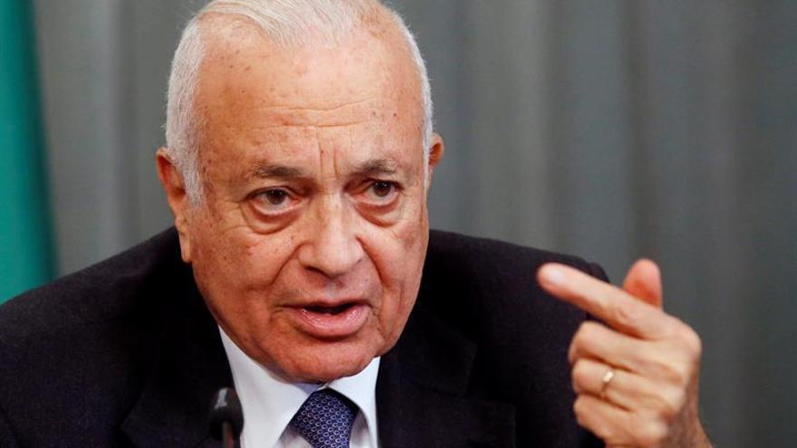 El secretario general de la Liga Árabe no se presentará de nuevo al cargo