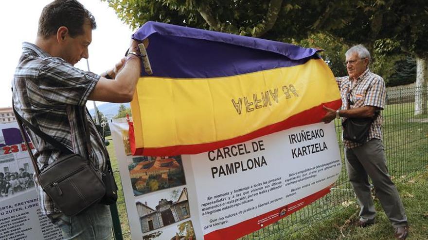 Homenaje a las víctimas de la matanza de Valcaldera en el 81 aniversario