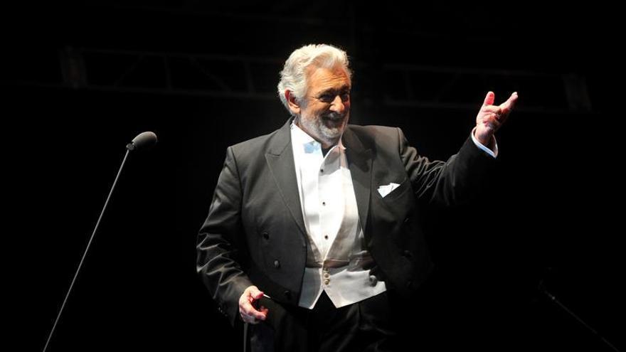Plácido Domingo cautiva al público mexicano en el Festival de Revueltas de Durango