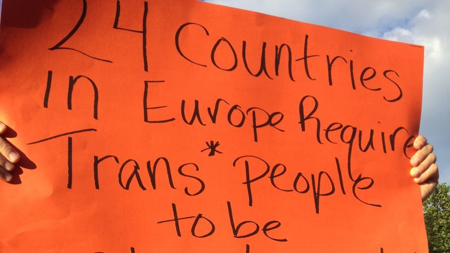 Marcha Trans*genious en Berlín, 2013 © Richard Koehler
