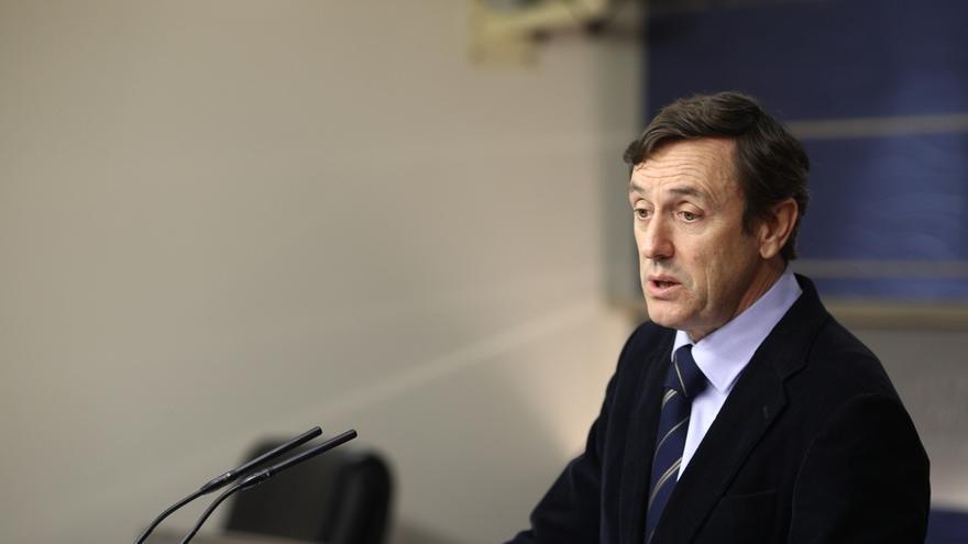 Hernando (PP) augura elecciones en Cataluña en 2017 porque no habrá referéndum