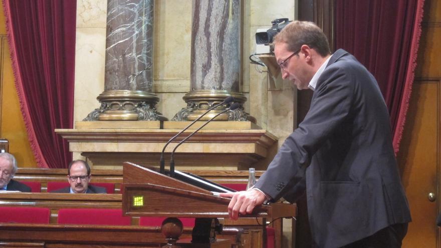 Herrera (ICV) presentará candidatura para las primarias a la Generalitat