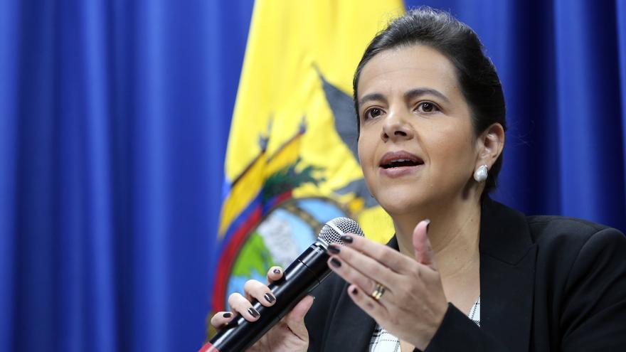 Víctimas del paro nacional en Ecuador testificaron contra la ministra Romo