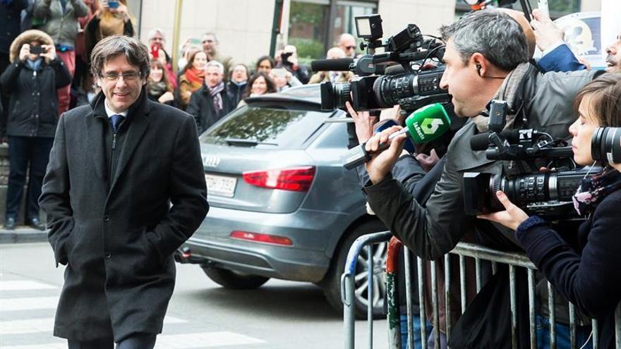 El manifiesto de Puigdemont por un lista unitaria supera las 86.000 firmas