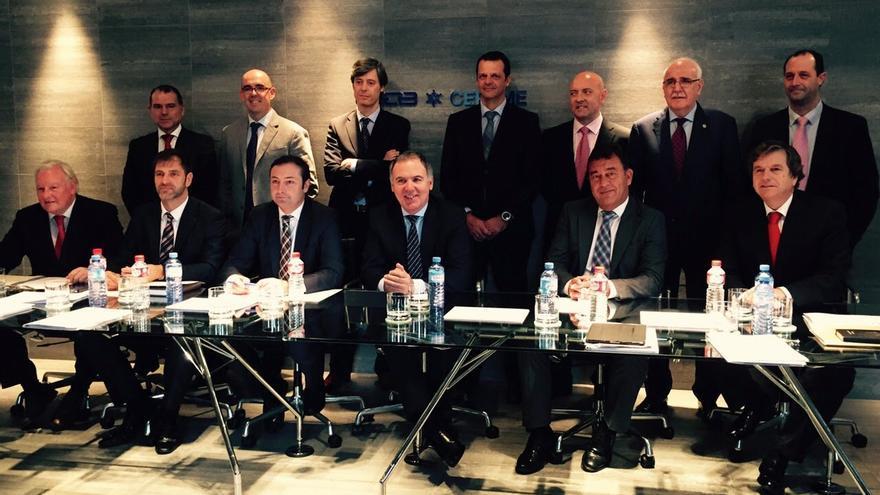 Comité Ejecutivo de CEOE-Cepyme Cantabria