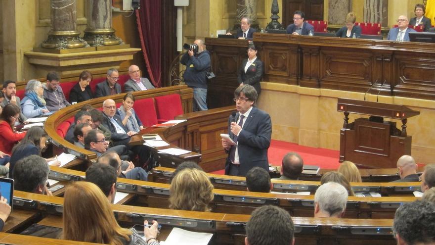 """Puigdemont sobre Muriel Casals: """"Haremos realidad su sueño"""""""