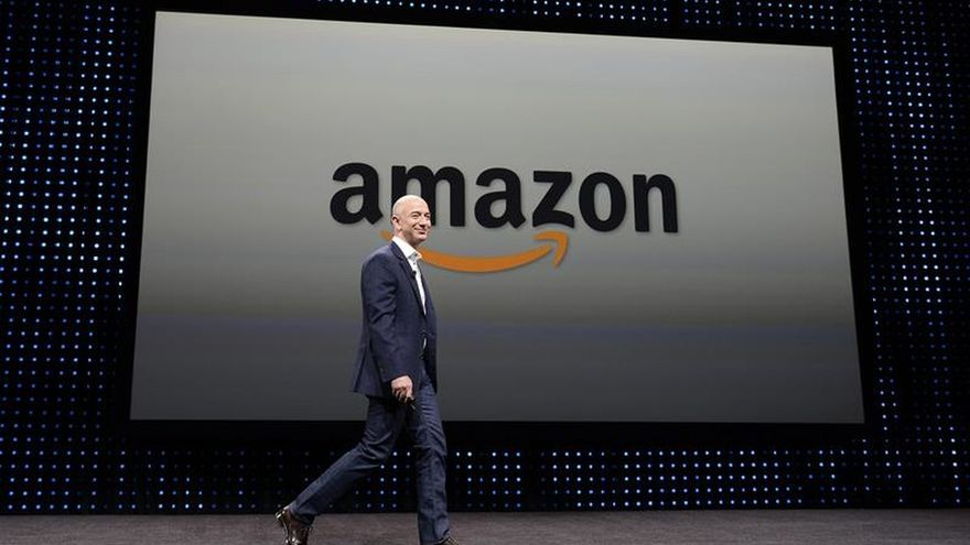 Amazon reduce sus beneficios un 77 % en el segundo trimestre del año