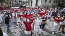 El brote del almuerzo de Sanfermines en Pamplona se dispara hasta los 21 casos