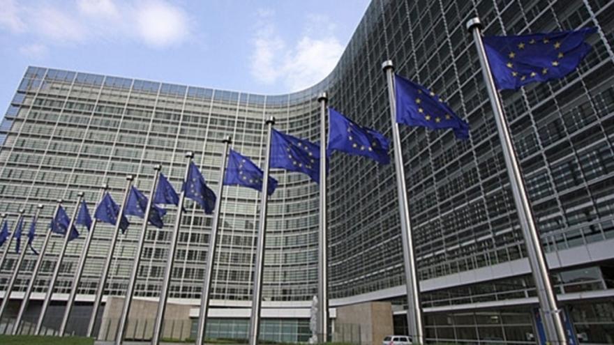 Sede principal de la Comisión Europea en Bruselas