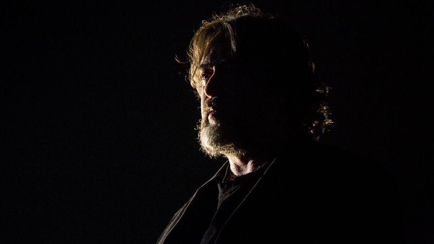 El actor y director teatral Andrés Lima / Foto: Luis Castilla.