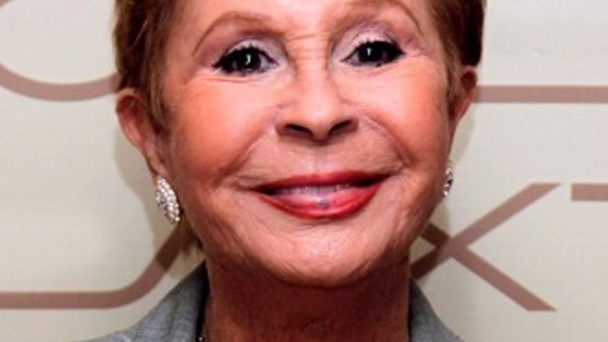 TVE acierta y lidera (13.5%) con su homenaje a Lina Morgan