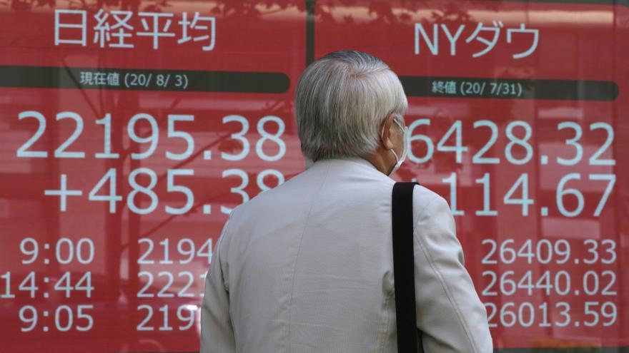 El Nikkei sube un 0,26 % gracias al impulso de los exportadores por el yen