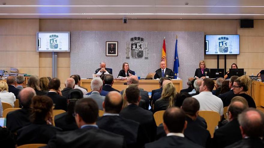 El juicio de Fórum Filatélico se reanuda mañana en la Audiencia Nacional
