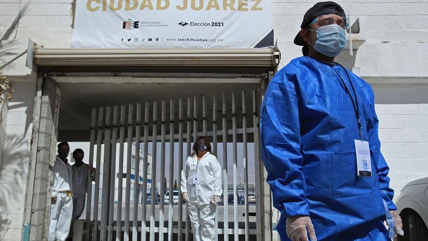 México acumula 195.119 muertes y 2.169.007 contagios por el coronavirus