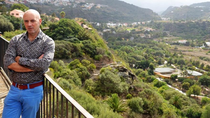El director del Jardín Botánico Canario Viera y Clavijo, Juli Caujapé. (GREENTANK)