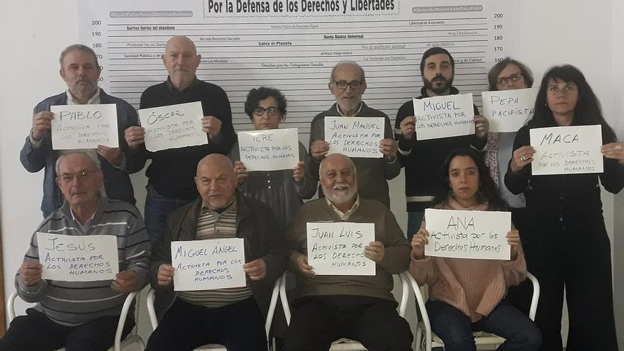 Quien se mueve, sale en la foto: relato de la represión en Sevilla