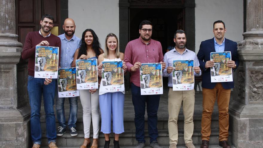 Presentación de la prueba en el Ayuntamiento de la capital.