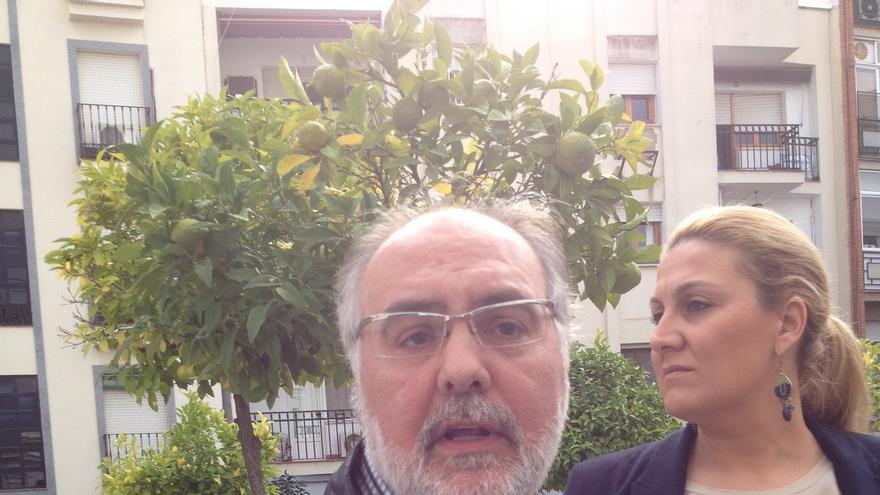 """Regionalistas cree que Monago está """"inhabilitado"""" para representar a Extremadura por estar en """"el lado de la corrupción"""""""