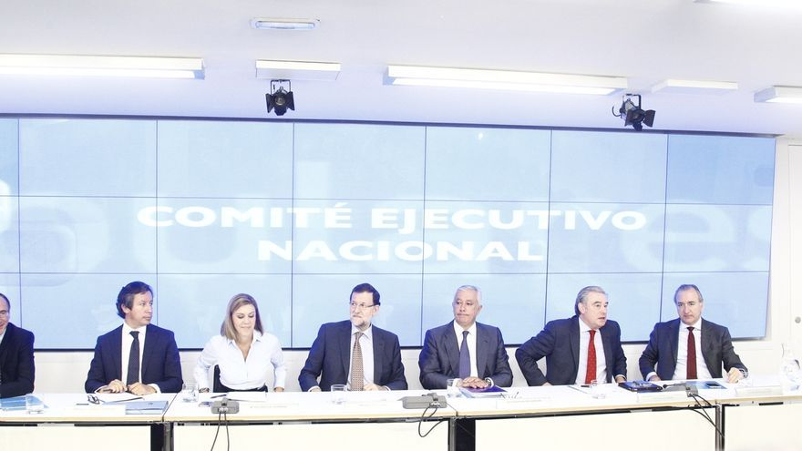 Rajoy convoca con 13 días de antelación un Comité Ejecutivo del PP sin aclarar si para entonces habrá ya candidatos
