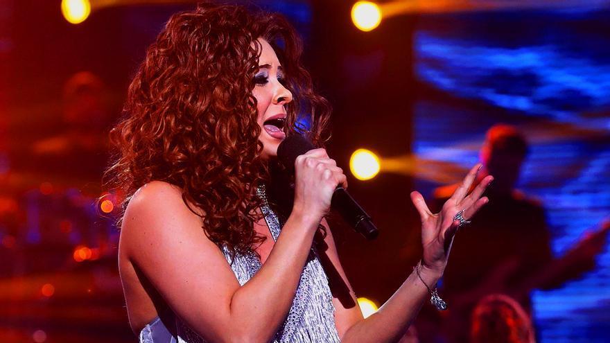 Lorena Gómez imita a Pastora Soler en Tu cara me suena
