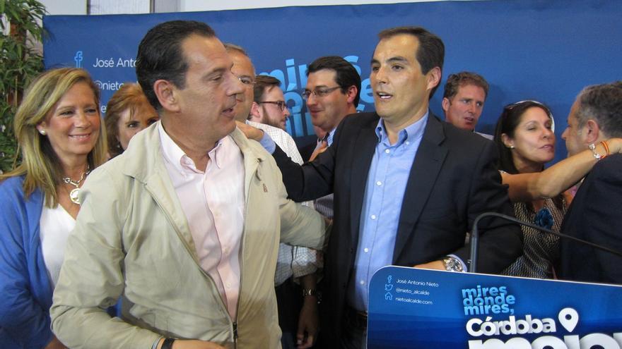 """Nieto (PP) ofrece """"diálogo"""" al resto de partidos y que """"la mayoría se articule de otra manera"""""""