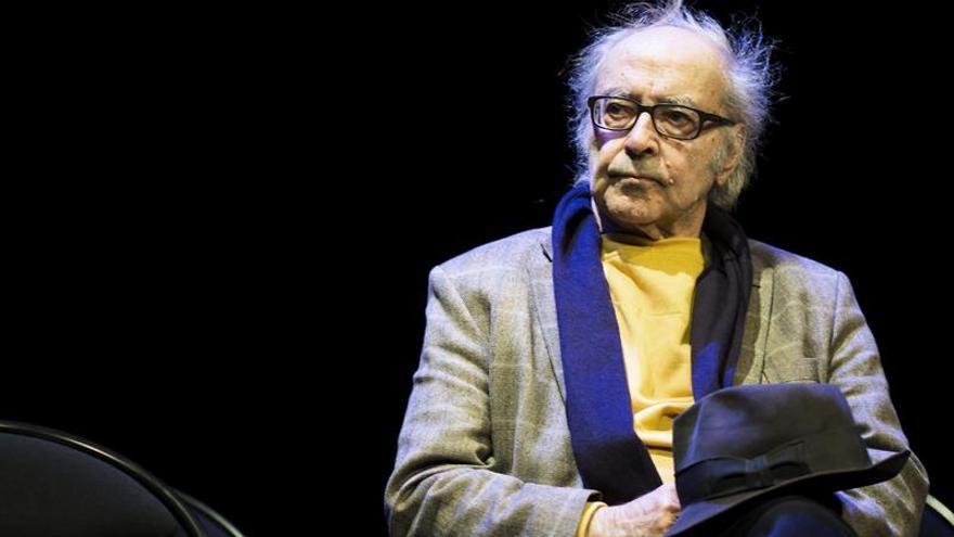 Un homenaje a Godard, protagonista hoy en el festival de cine luso Leffest