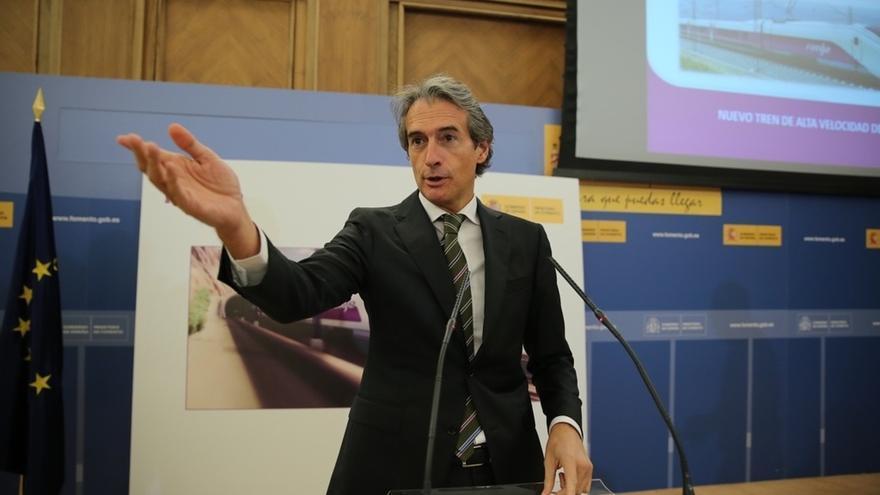 Nueva Canarias pide al Gobierno que acabe una carretera y Fomento le propone que apoye los PGE para asegurar el dinero