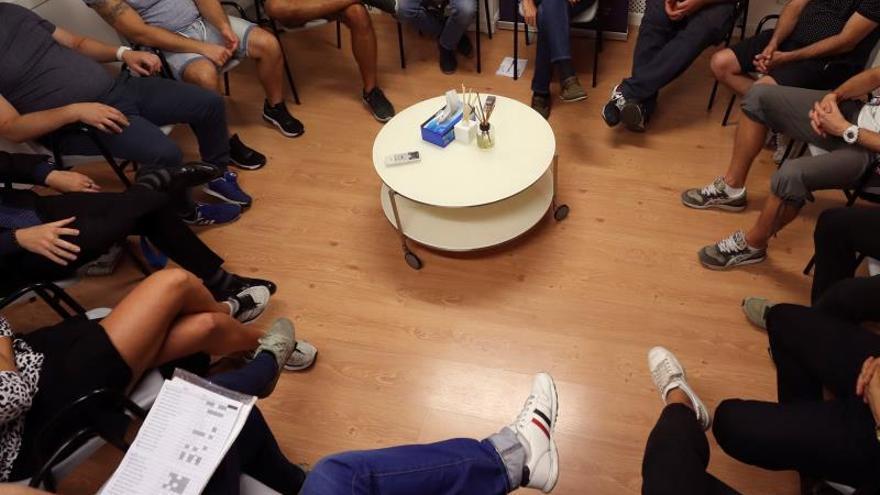 Ludopatía: un día de terapia