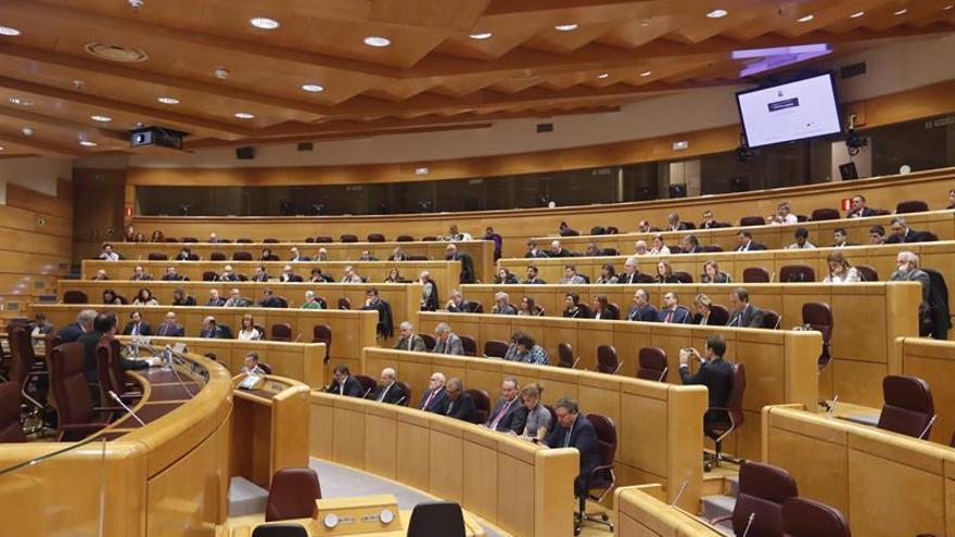 El Senado incluye enmiendas por 179 millones al Presupuesto con los votos del PP