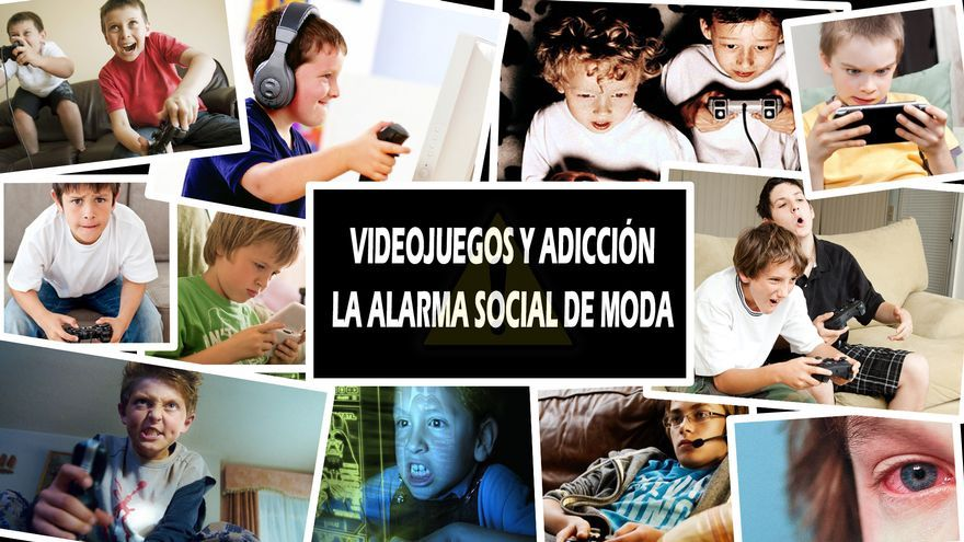 videojuegos y adiccion