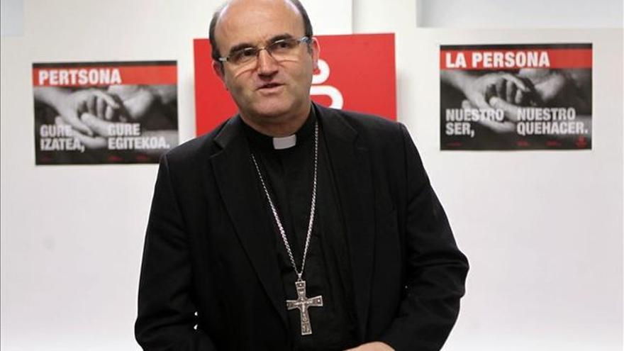 """Para el obispo Munilla, el resultado de las eleccione srefleja """"una sociedad enferma""""."""