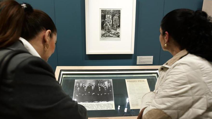 Una exposición recorre los 100 días en que se escribió la Constitución mexicana