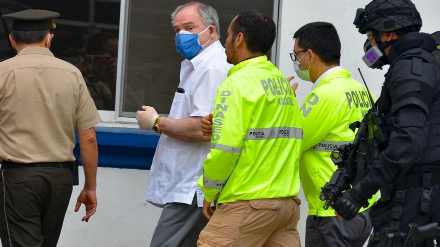 La Corte de Justicia de Ecuador evaluará un recurso para el hijo de Bucaram, preso por corrupción