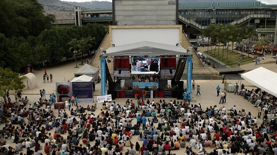 Escritores de 45 países participarán en el XXVII Festival de Poesía de Medellín