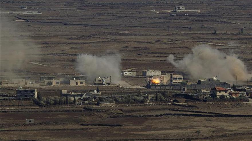 Los rebeldes sirios ganan terreno en varios frentes tras un cambio de estrategia