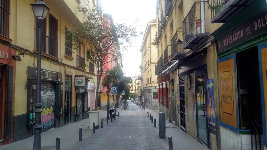 Calle Gravina   SOMOS CHUECA