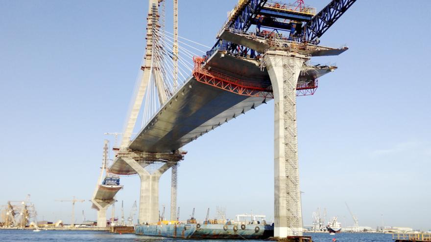 Segundo puente de Cádiz