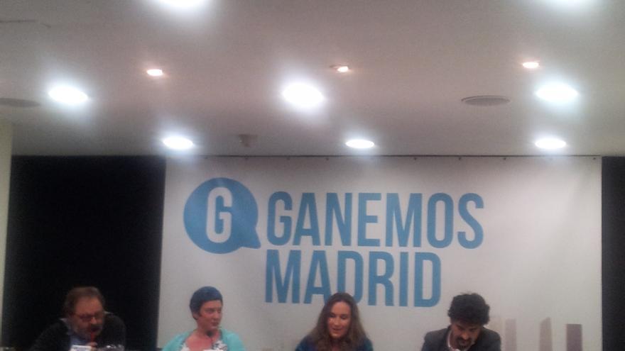 Ganemos Madrid votará mañana en plenario el acuerdo con Podemos para presentarse juntos a las elecciones
