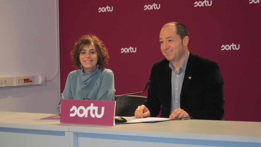 """Izko (Sortu) dice que el Estado español se ve """"obligado"""" por Europa a """"deshacer"""" la legislación """"de excepción"""""""