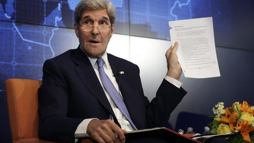 """EE.UU. está """"a punto de suspender"""" su diálogo con Rusia sobre Siria, dice Kerry"""